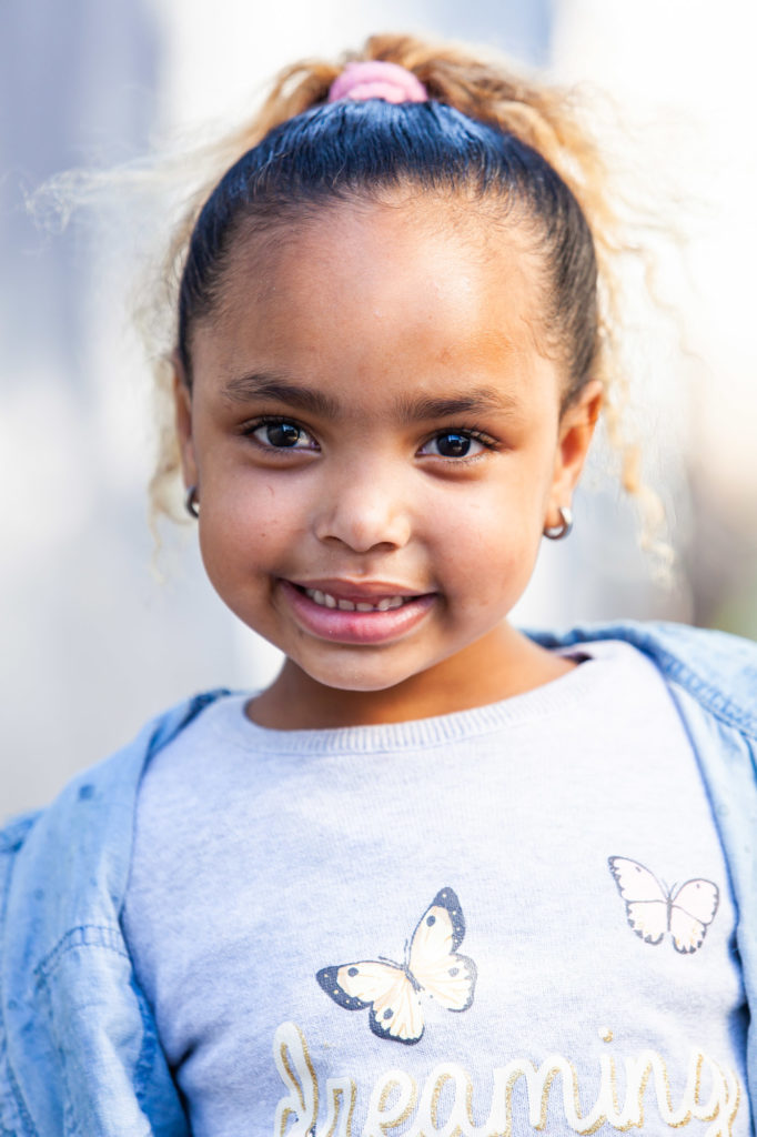 Isabella from Life Child preschool in Cape Town